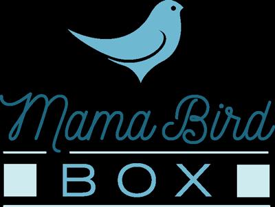 Mama Bird Box Logo Mama Bird Box Blog